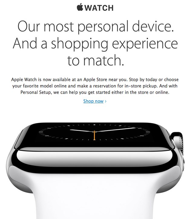 Apple-Watch-hits-Apple-Stores-email-screenshot-001