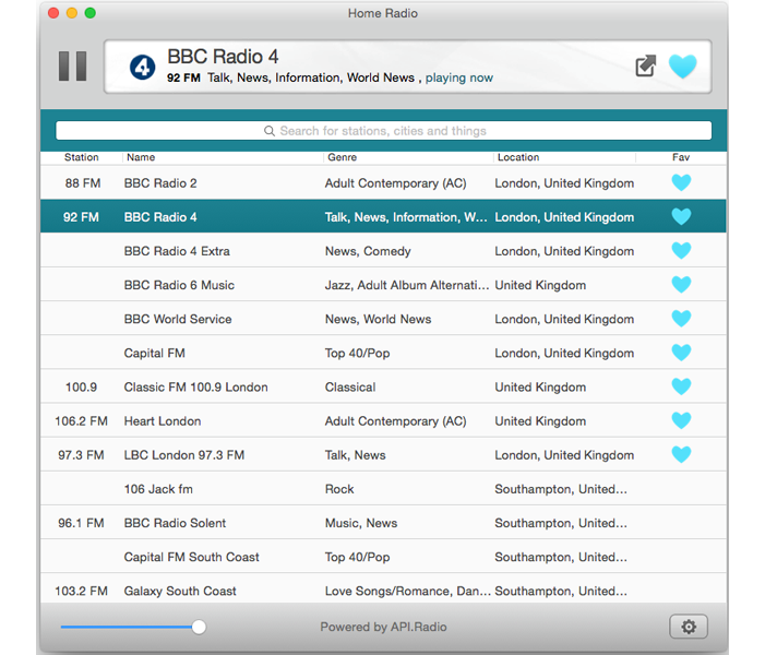 homeradio-mac-app