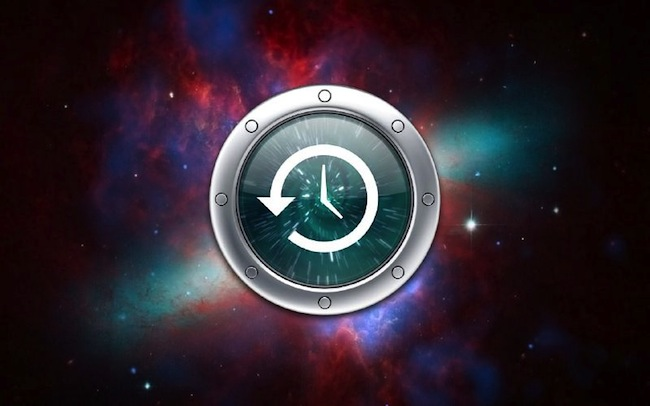Mac-OS-X-Time-Machine