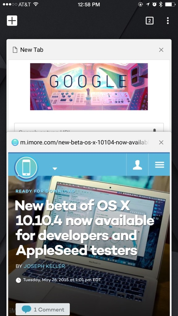 google-chrome-iphone-single-screen