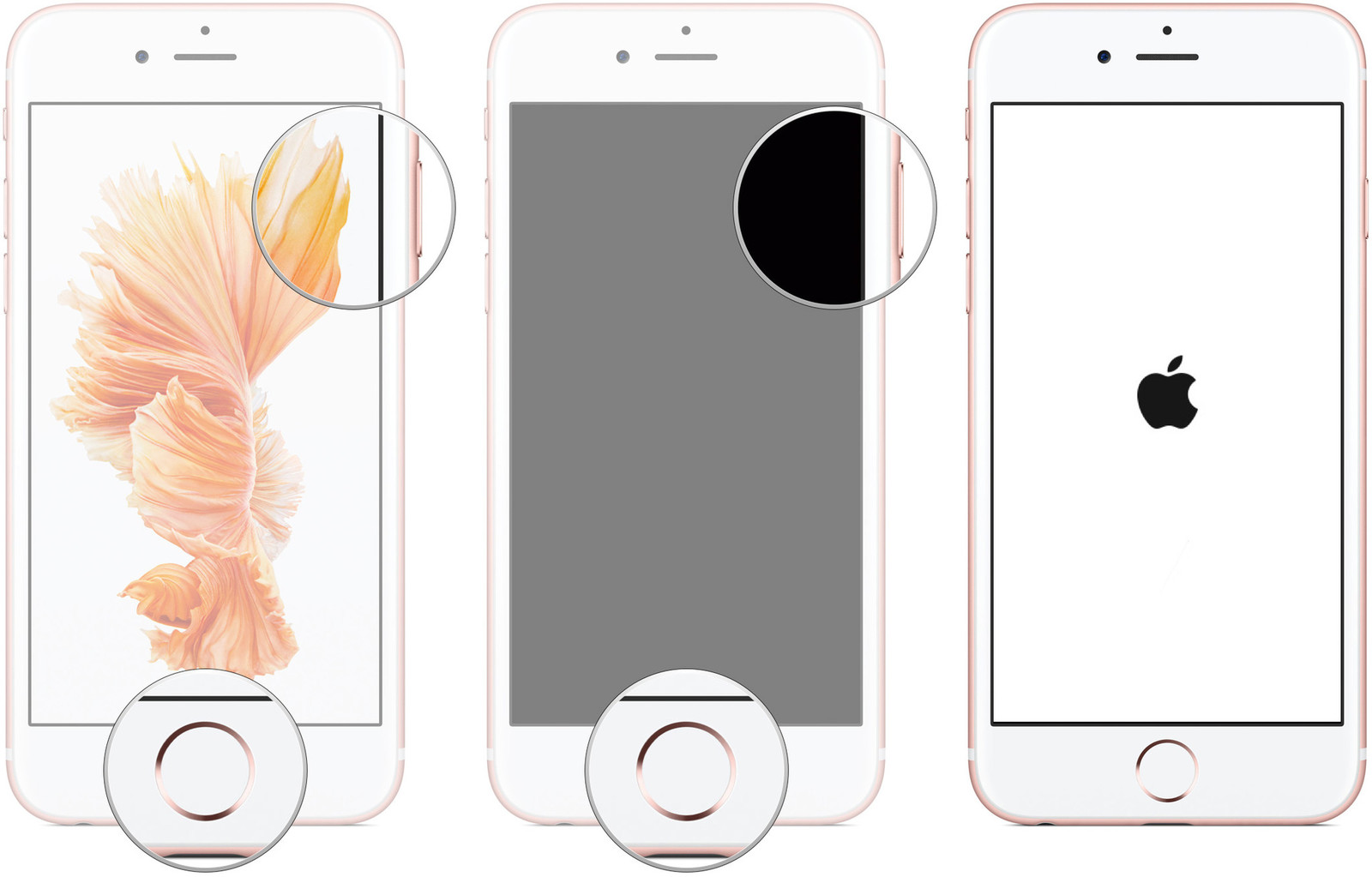 Айфон 6 s как сделать полный сброс