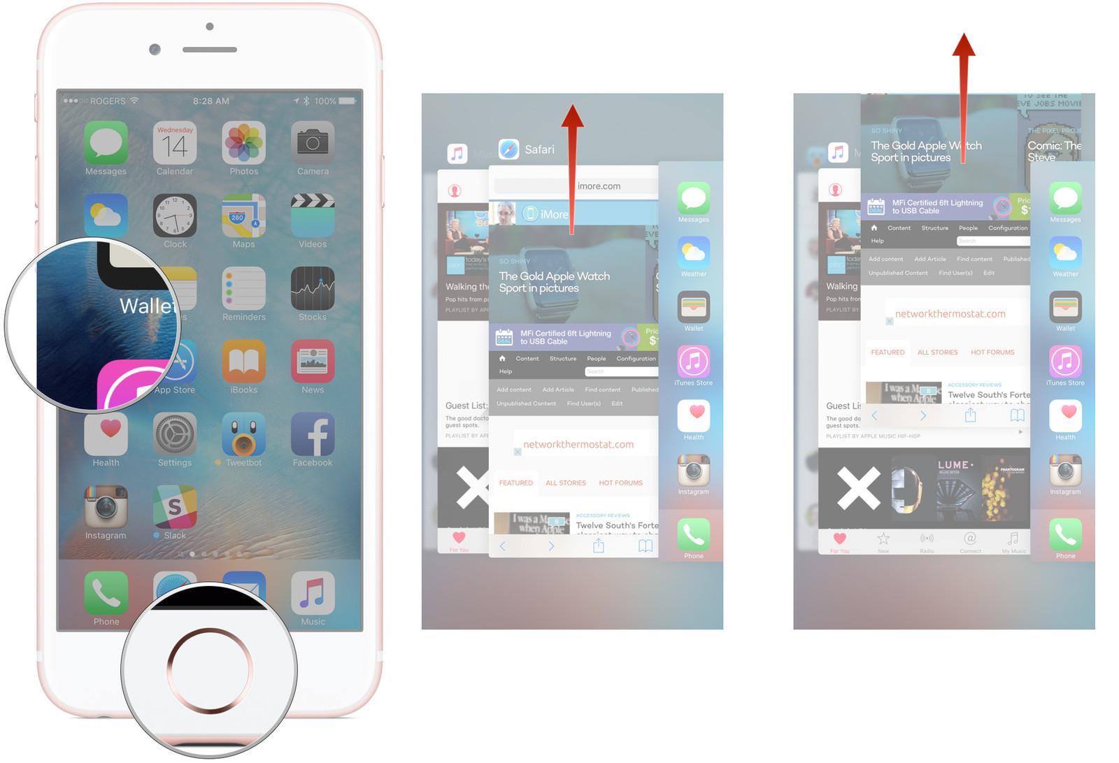 Почему в айфоне не открывается приложение