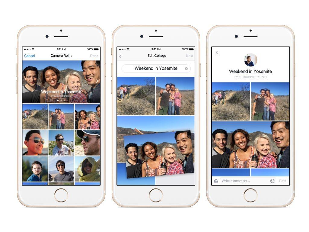 Как сделать слайд шоу из фотографий с инстаграм