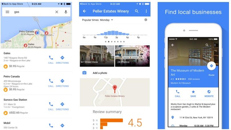 приложение гугл мапс скачать - фото 9
