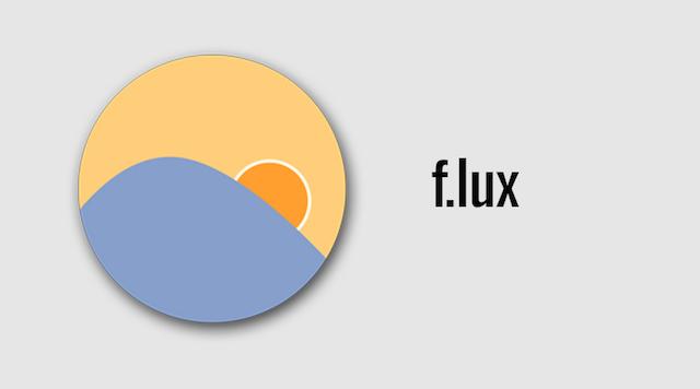 F.lux-Icon