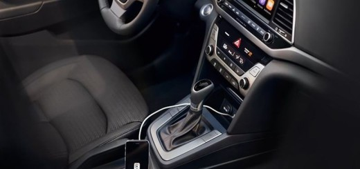 2017 Hyundai Elantra with Apple CarPlay