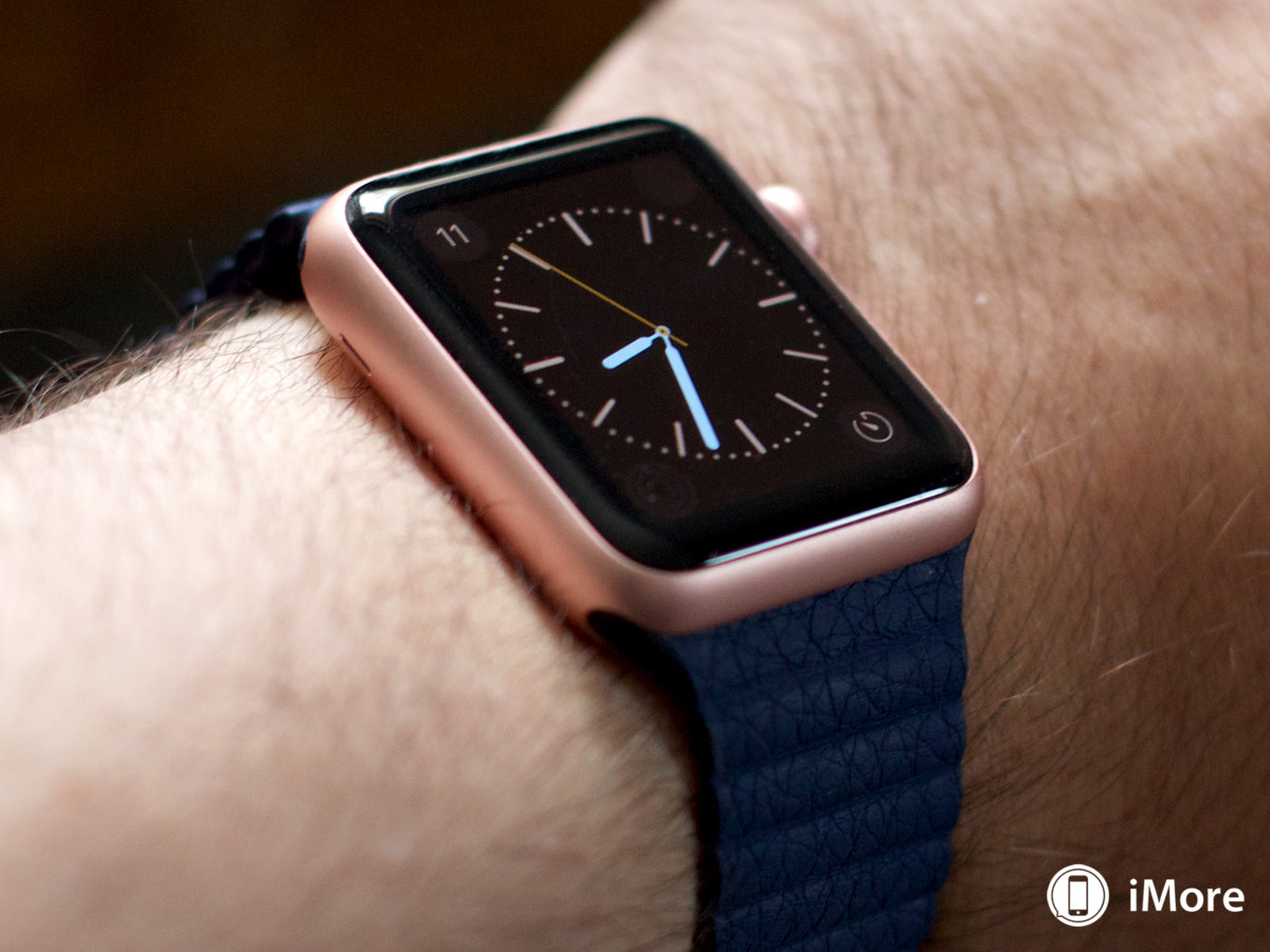 rose-gold-apple-watch-sport-blue-leather-loop-band-wrist-hero