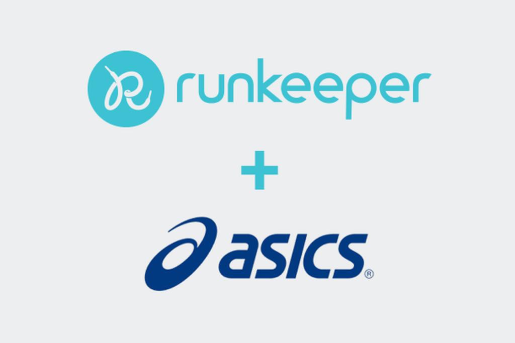 RunKeeper + ASICS