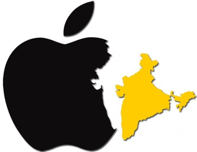 Apple in India