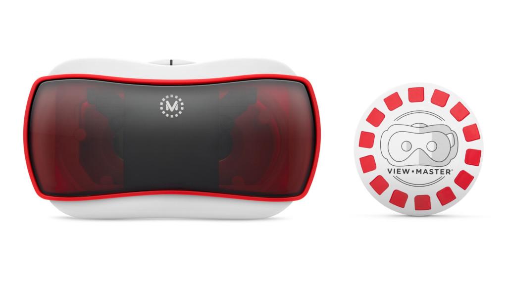 новые очки View-Master