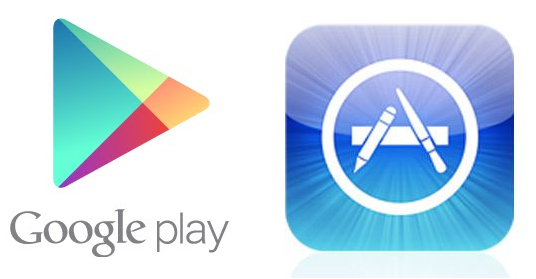 App Store & Google Play Store