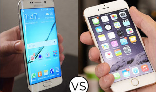 Samsung vs. iPhone