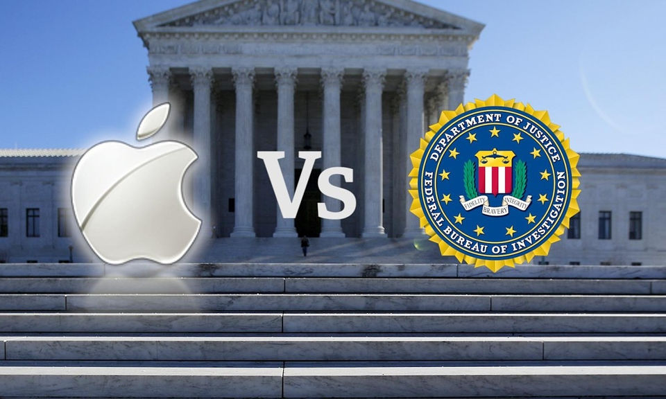 ФБР и Apple