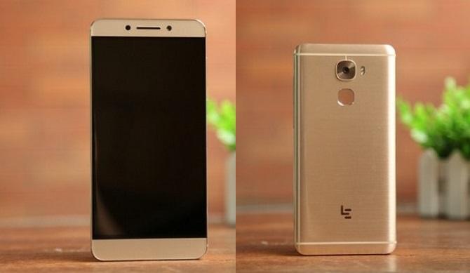 Le Pro3 экран, задняя стенка