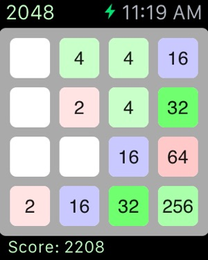 2048 Anywhere