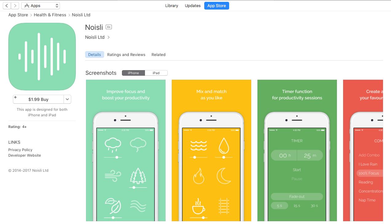 Noisli-app